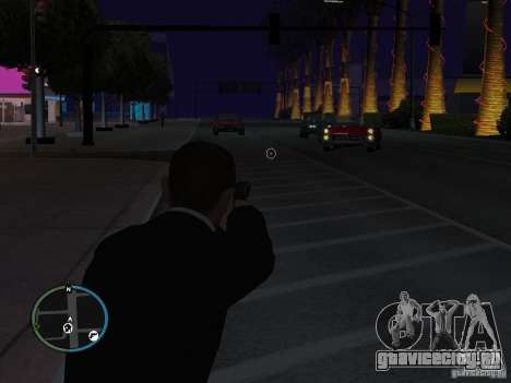 Близкое прицеливание для GTA San Andreas второй скриншот