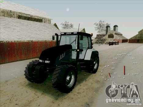 Steyr CVT 170 для GTA San Andreas