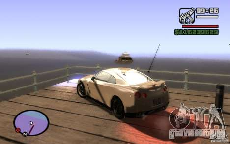 ENBseries by Gasilovo для GTA San Andreas