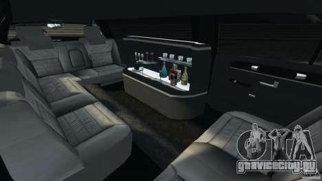 Lincoln Town Car Limousine 2006 для GTA 4 вид сбоку