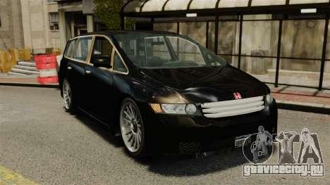 Honda Odyssey для GTA 4