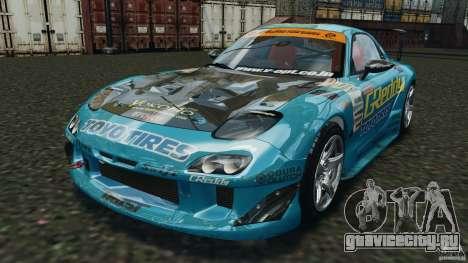 Mazda RX-7 RE-Amemiya v2 для GTA 4