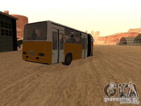 Икарус 280.46 для GTA San Andreas вид справа