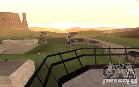 New desert для GTA San Andreas девятый скриншот