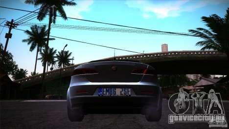 Alfa Romeo 159 Ti для GTA San Andreas вид справа