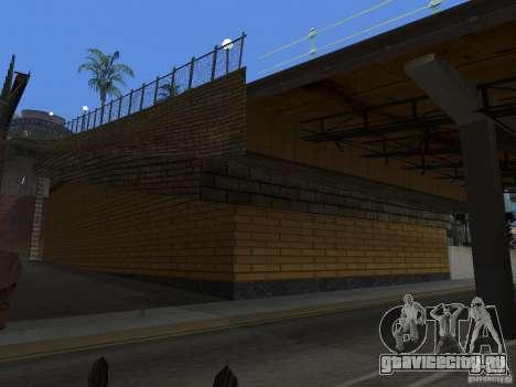 Новые текстуры пляжа v2.0 для GTA San Andreas девятый скриншот