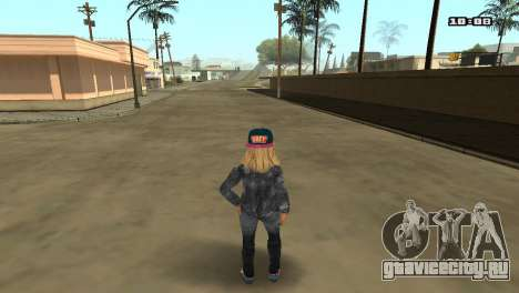 Skin Pack The Rifa для GTA San Andreas девятый скриншот