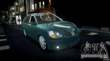Volkswagen Polo 1998 для GTA 4