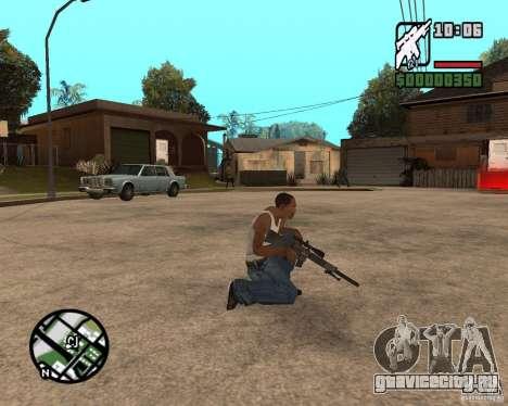 SR 25 для GTA San Andreas второй скриншот