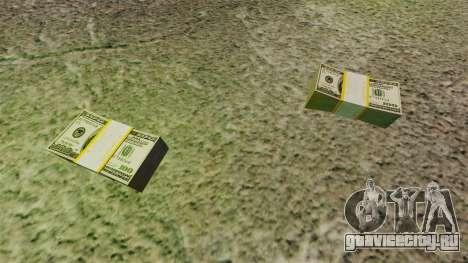 Настоящие Американские деньги для GTA 4 второй скриншот