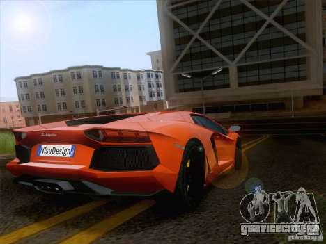 Realistic Graphics HD 5.0 Final для GTA San Andreas третий скриншот