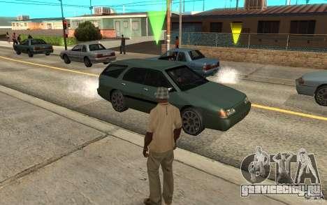 Охрана для Сиджея для GTA San Andreas второй скриншот