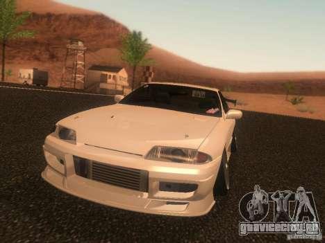 Nissan Skyline GTS R32 JDM для GTA San Andreas