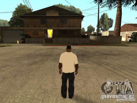 Майка Свобода для GTA San Andreas второй скриншот