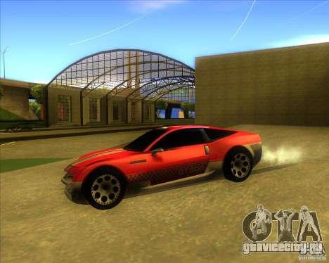Exage для GTA San Andreas вид справа