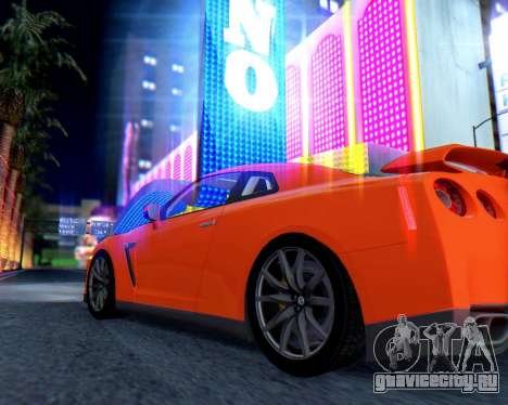 Real World ENBSeries v5.0 Final для GTA San Andreas четвёртый скриншот