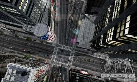 ENB Rage of Reality v 4.0 для GTA 4 второй скриншот