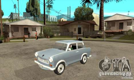 Trabant 601 Custom для GTA San Andreas