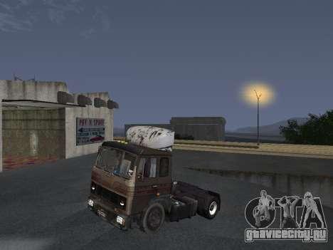 МАЗ 5551 Колхоз для GTA San Andreas вид справа