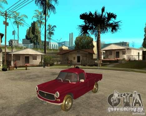 Peugeot 404 UXD для GTA San Andreas