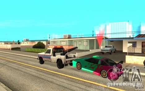Авто мастер для GTA San Andreas четвёртый скриншот