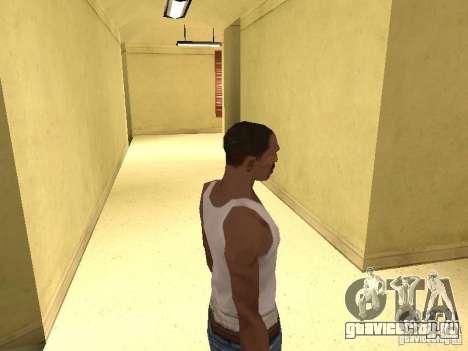 Вход в больницу Лос Сантоса для GTA San Andreas пятый скриншот
