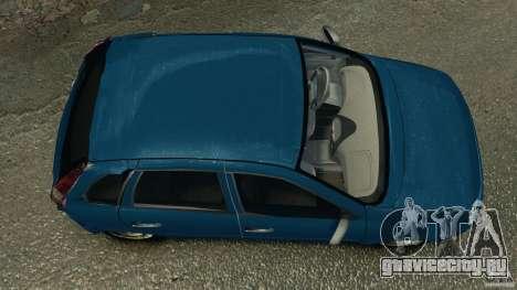 ВАЗ-1119 Калина для GTA 4 вид справа