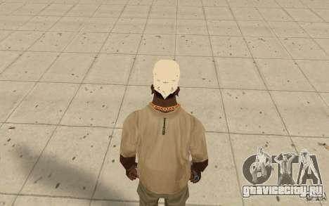 Бандана dreamcast для GTA San Andreas третий скриншот
