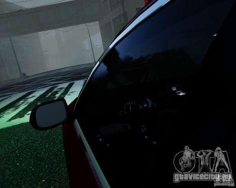 Honda Accord Tuning by Type-S для GTA 4 вид справа