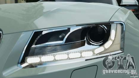 Audi S5 v1.0 для GTA 4 колёса