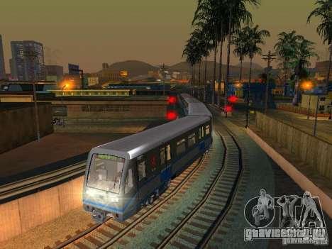 Новый Cигнал Поезда для GTA San Andreas пятый скриншот