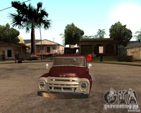 ЗИЛ 130 Fiery Tempe Final для GTA San Andreas вид справа