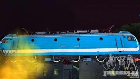 ЭП1М-392 для GTA San Andreas вид слева