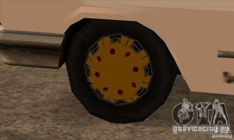 Покраска для Savanna для GTA San Andreas пятый скриншот