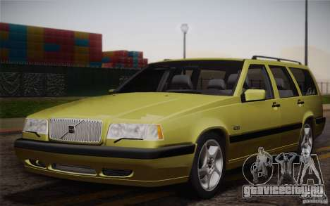 Volvo 850 Estate Turbo 1994 для GTA San Andreas