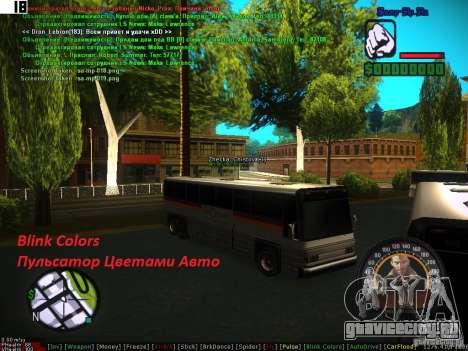 Sobeit for CM v0.6 для GTA San Andreas четвёртый скриншот
