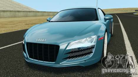 Audi R8 5.2 Stock Final для GTA 4