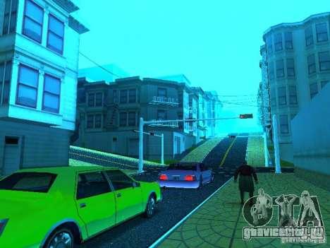 Новый Color Mod для GTA San Andreas восьмой скриншот