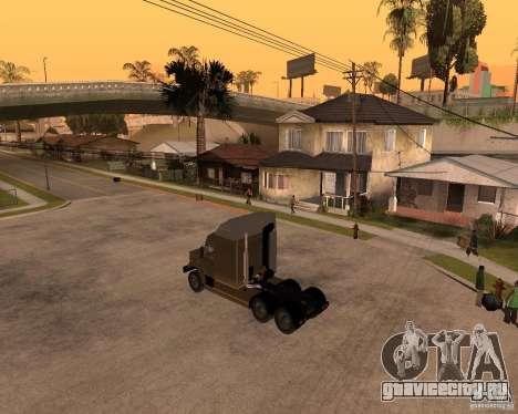 СуперЗиЛ v.2.0 для GTA San Andreas вид слева