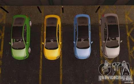 Scion tC для GTA San Andreas вид сбоку