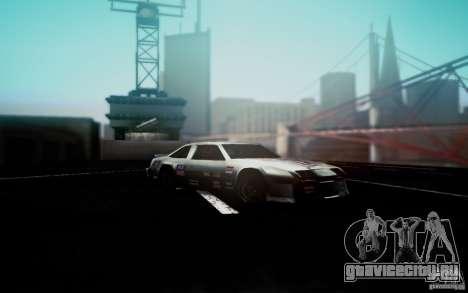 San Andreas Graphics Enhancement для GTA San Andreas третий скриншот