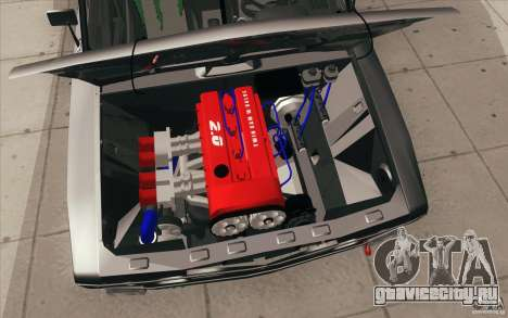 ВАЗ-2106 Lada Drift Tuned для GTA San Andreas салон