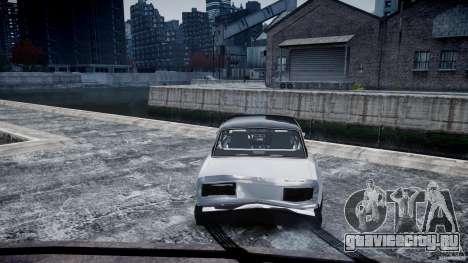ВАЗ 2107 Drift для GTA 4 вид сбоку