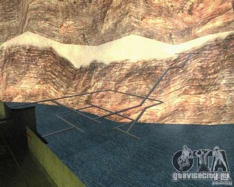 DRAGON база v2 для GTA San Andreas пятый скриншот