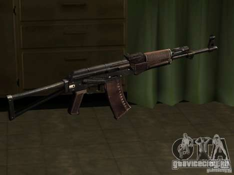 AK-47 для GTA San Andreas