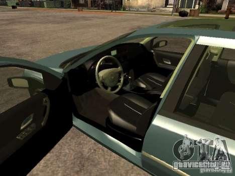 Renault Laguna II для GTA San Andreas вид сзади слева