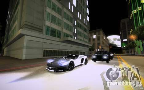 ENBSeries by Gasilovo Final Version для GTA San Andreas второй скриншот