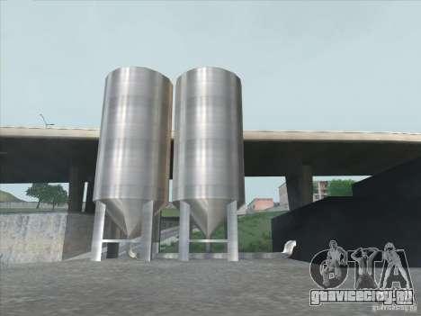 Новый завод Adidas для GTA San Andreas четвёртый скриншот