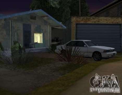 Оружие и авто по всей карте для GTA San Andreas