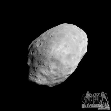 Moon: Фобос для GTA San Andreas второй скриншот